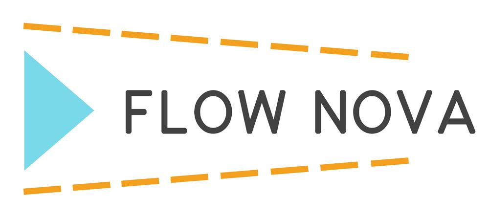 FlowNova logo